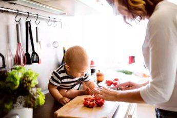 питание для занятой мамы